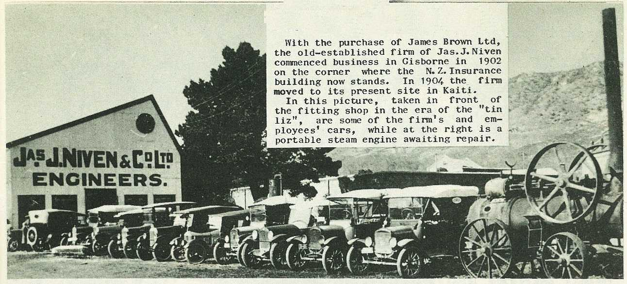 Pictures From The Past Gisborne Photo News No 142