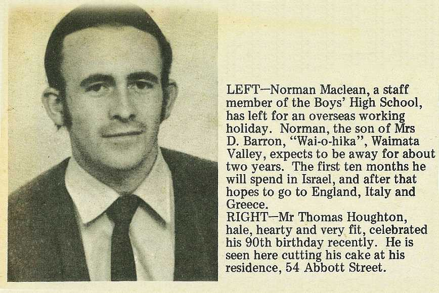 Here And There Gisborne Photo News No 192 June 17 1970